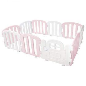 ساحة ألعاب iFam - First Baby Room - أبيض  زهري