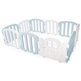 ساحة ألعاب iFam - First Baby Room - أبيض  أزرق