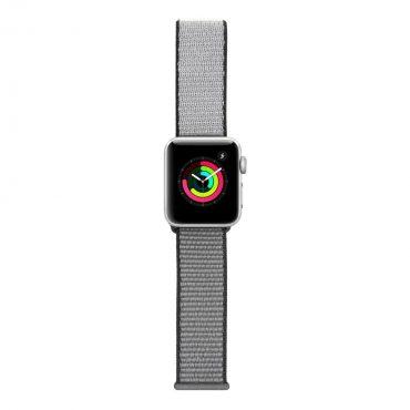 حزام ساعة آبل 42/44 ملم من Porodo - رمادي