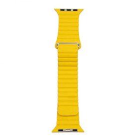 حزام ساعة آبل 42/44 ملم من Porodo - أًصفر