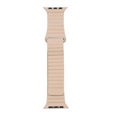 حزام ساعة آبل 42/44 ملم من Porodo - بني