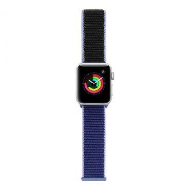 حزام ساعة آبل 42/44 ملم من iGuard - أزرق