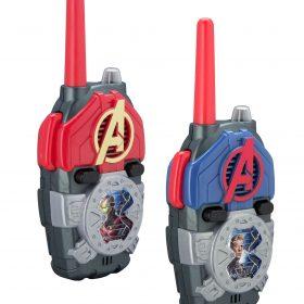 لعبة جهاز لا سلكي للأطفال KIDdesigns - Avengers Endgame FRS Walkie Talkies