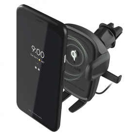 حامل وشاحن سيارة لاسلكي iOttie - EASY ONE TOUCH  WIRELESS 2 Car Mount & Charger Air Vent or CD Phone Holder