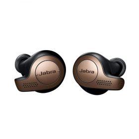 سماعات Earbuds لاسلكية من Jabra - أسود نحاسي