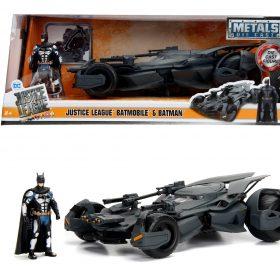 لعبة سيارة Jada - Batman Justice League Batmobile 1:24