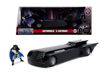 لعبة سيارة Jada - Batman Animated Series Batmobile 1:24