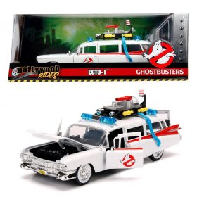 لعبة سيارة Jada - Ghostbuster ECTO-1