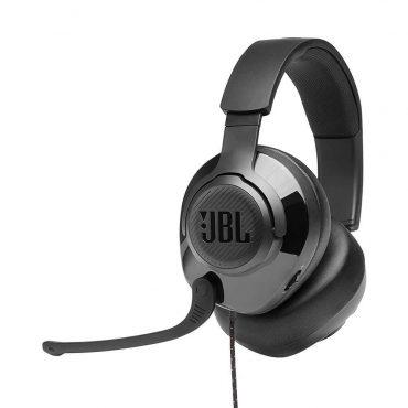 سماعة رأس سلكية  للألعاب Quantum 300 JBL - أسود