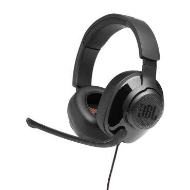 سماعة رأس Quantum 200 Wired Over-Ear Gaming Headset JBL - أسود