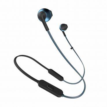 سماعة JBL - T205 Wireless In-Ear Headphones - أزرق
