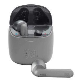 سماعات رأس لاسلكية JBL T225 True Wireless Earbud Headphones - Gray
