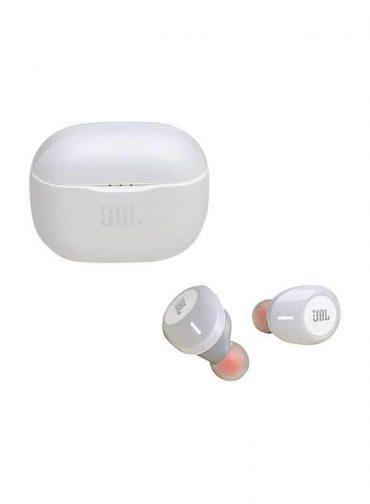 سماعات رأس لاسلكية JBL Tune125TWS Truly Wireless In-ear Headphones - White