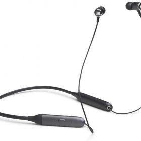 سماعات رأس حول الرقبة JBL Live 220BT In-Ear Neckband Wireless Headphone - Black