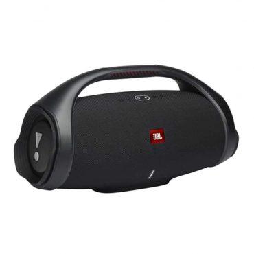 سماعة بلوتوث محمولة Boombox 2 JBL - أسود