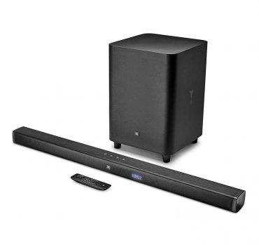 مكبر صوت لاسلكي موديل 3.1 من jbl - أسود