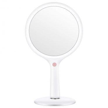 مرآة مكياج YoYo المضيئة