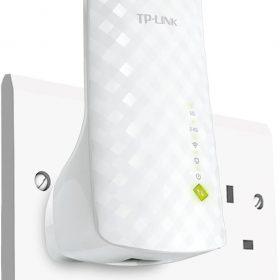 مقوي الشبكة TP-Link RE200 AC750 Universal Dual Band
