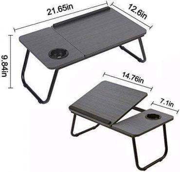 طاولة لابتوب Laptop Bed Tray Table