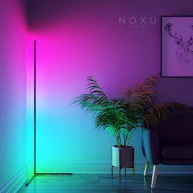 إضاءة جانبية متعددة الألوان بتحكم عن بعد - Noxu