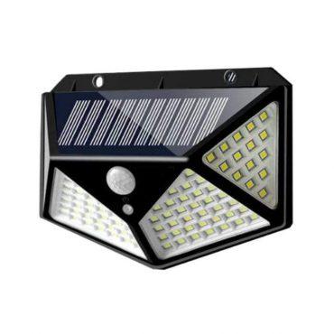 إضاءة للحدائق مع مستشعر حركة تعمل بالطاقة الشمسية