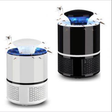 مصباح قتل البعوض Mosquito Killing Lamp LED Silent Radiation-Free Mosquito Trap Suitable for Children Women Bedroom