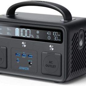 جهاز الطاقة المحمول   Anker - PowerHouse ll 400