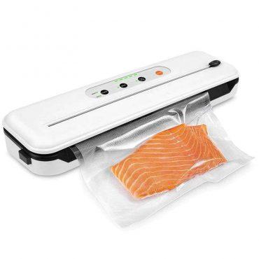 آلة  تغليف الأطعمه LAIMENG - Vacuum Packing Machine Sous Vide Vacuum Sealer