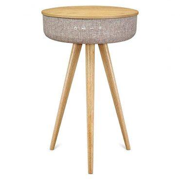 الطاولة الخشبية الذكية
