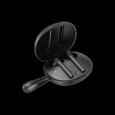 سماعة W05 بلوتوث لاسلكية تعمل باللمس من بيسوس – أسود