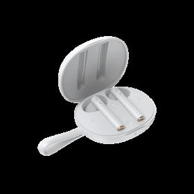 سماعة W05 بلوتوث لاسلكية تعمل باللمس من بيسوس – أبيض