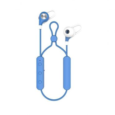 سماعة Earbuds بلوتوث من Kami - أزرق