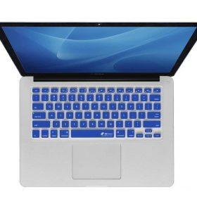 كفر لوحة مفاتيح KB Covers - Keyboard Cover for MacBook Air 2018 - أزرق غامق