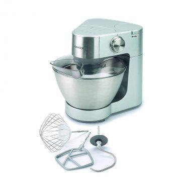 ماكينة المطبخ بروسبيرو من kenwood ، فضي اللون ، محرك 900 واط، السعة 4