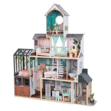 لعبة بيت الدمى Kidkraft - Celeste Mansion Dollhouse