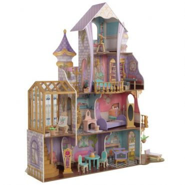 لعبة بيت الدمى Kidkraft - Enchanted Greenhouse Castle