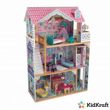 لعبة بيت الدمى KidKraft - Annabelle Dollhouse