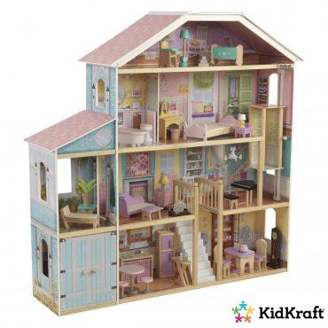 لعبة بيت الدمى KidKraft - Grand View Mansion Dollhouse