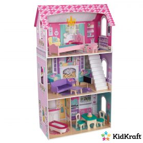 لعب بيت الدمى KidKraft - Dakota Dollhouse