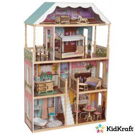 لعبة بيت الدمى KidKraft - Charlotte Dollhouse