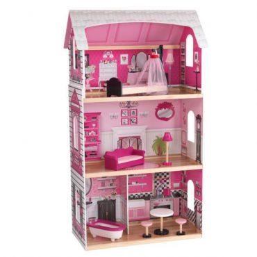 لعبة بيت الدمى KidKraft - Bonita Rosa Dollhouse