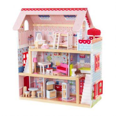 لعبة بيت الدمى KidKraft - Chelsea Dollhouse