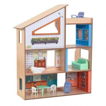 لعبة بيت الدمى KidKraft - Hazel Dollhouse