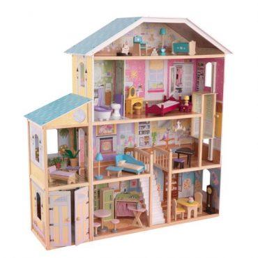 لعبة بيت الدمى KidKraft - Majestic Mansion Dollhouse