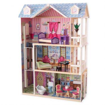 لعبة بيت الدمى KidKraft - My Dreamy Dollhouse