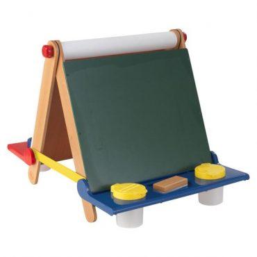 لوح رسم مع حامل خشبي KidKraft - Tabletop Easel