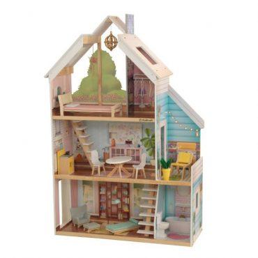 لعبة بيت الدمى KidKraft - Zoey Dollhouse