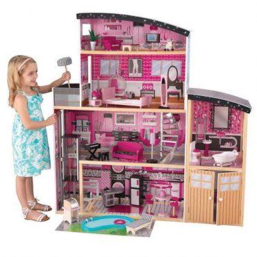 لعبة بيت الدمى KidKraft - Sparkle Mansion Dollhouse