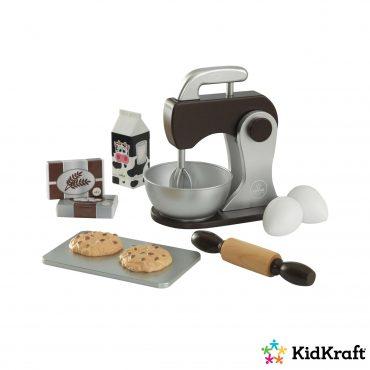 مجموعة الخبز للأطفال KidKraft - Baking Set - بني