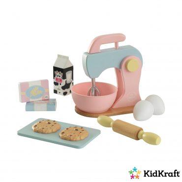 مجموعة الخبز للأطفال KidKraft - Baking Set - زهري / أزرق